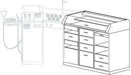dantschke Medicenter Futura Zeichnung No. 2